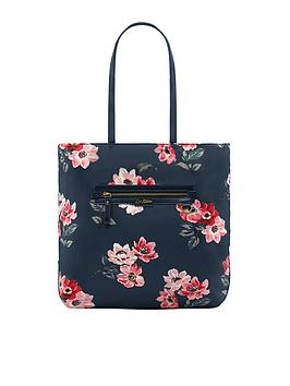 Cath Kidston Aster Tote Bag - Navy