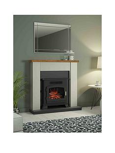 a3419bd26b3 Be Modern Ravensdale Electric Fireplace Suite
