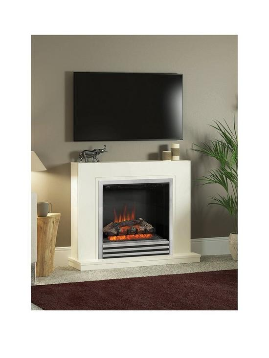46c1e5e70 Be Modern Colby Electric Fireplace Suite | very.co.uk