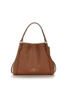 coach-edie-28-shoulder-bag-tan
