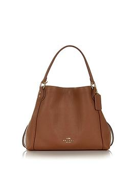 coach-edie-28-shoulder-bag-tan
