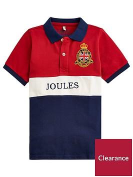 joules-boys-harry-polo-shirt-rednavy