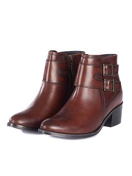 Barbour Inglewood Ankle Boot - Tan