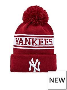 new-era-new-era-new-york-yankees-cuff-knit-bobble-hat