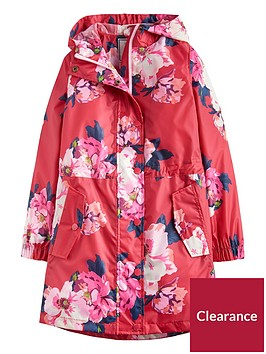 joules-girls-go-lightly-waterproof-packaway-jacket-red