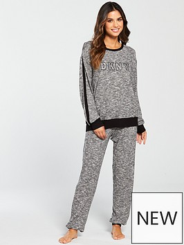 dkny-dkny-marshmallow-jersey-long-sleeve-top-amp-jogger-set