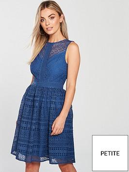little-mistress-little-mistress-petite-lace-sleeveless-mini-dress