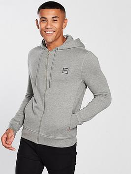 boss-casual-hooded-zip-through-sweat