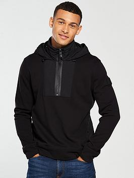 boss-casual-half-zip-sweatshirt