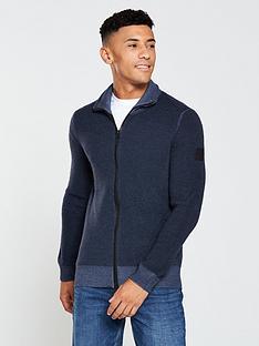 boss-zip-front-cardigan