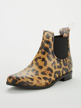 joules-girls-pvc-chelsea-boots-leopard-print