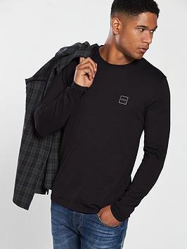 boss-casual-longsleeve-t-shirt