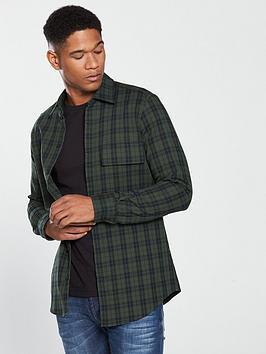 boss-longsleeve-check-shirt