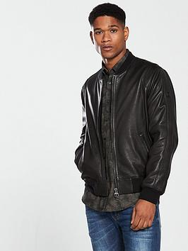 boss-leather-jacket