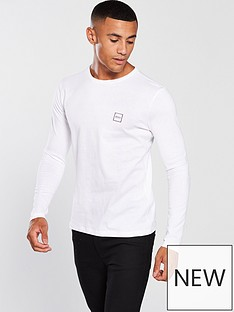 boss-casual-longsleeve-t-shirt