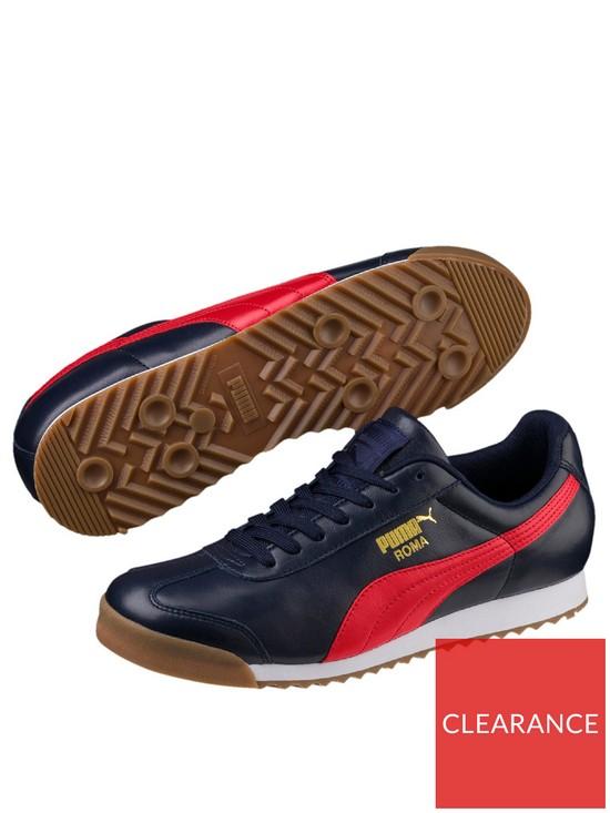 on sale e2297 31549 Puma Roma Classic Gum