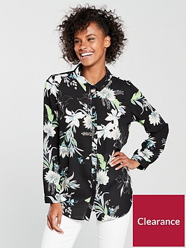 wallis-floral-sketch-shirt-black