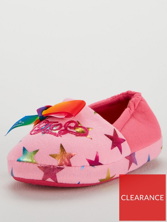 4e28ab219390 JoJo Siwa Jojo Girls Slipper