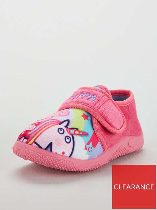 4e2667fab27d Peppa Pig Girls Slipper