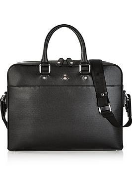 vivienne-westwood-mens-kent-leather-briefcase-bagnbsp--black