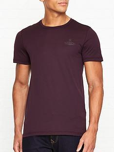 vivienne-westwood-classic-orb-logo-slim-fit-t-shirtnbsp--burgundy
