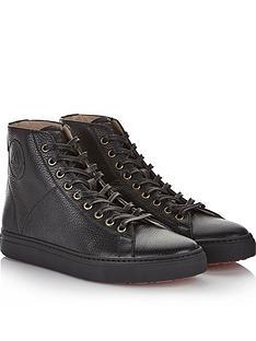 vivienne-westwood-mens-leather-high-top-trainers-black