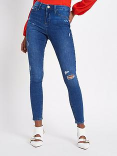 river-island-molly-skinny-jean-mid-blue