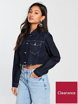 river-island-crop-jacket-dark-blue