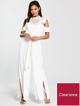 river-island-river-island-cold-shoulder-frill-jumpsuit-white