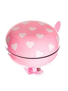 sport-direct-pink-hearts-bell