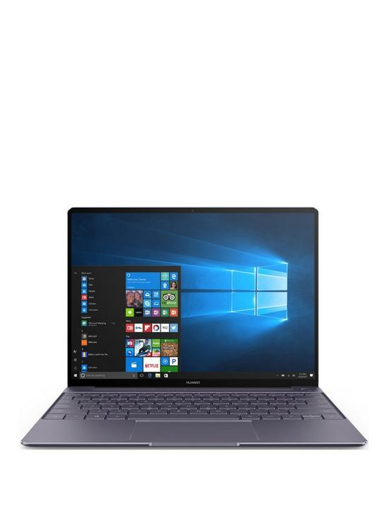 Matebook X Home 13 3 inch Laptop with Optional MS Office Home 365