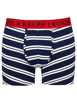 Polo Ralph Lauren Stripe Boxer Brief, Navy, Size S, Men thumbnail