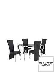 Miraculous Dining Table Sets Dining Tables 6 Chairs Very Co Uk Ocoug Best Dining Table And Chair Ideas Images Ocougorg