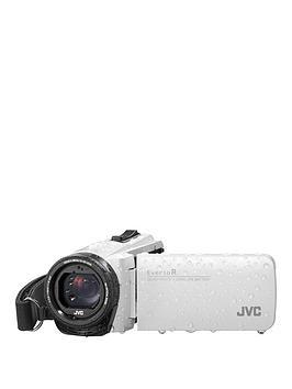 jvc-gz-r495-4gbnbspmemory-hd-quad-proofnbsp10mp-40x-zoom-camcorder-whitenbsp
