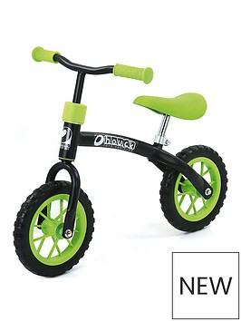 hauck-e-z-rider-learning-bike-green