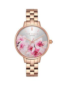 ted-baker-kate-peach-blossom-floral-print-dial-and-rose-gold-bracelet-ladies-watch