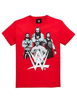 wwe-printed-t-shirt