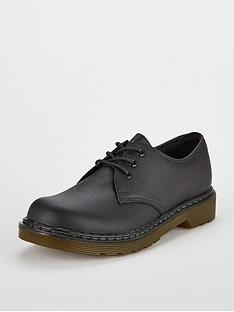dr-martens-boys-junior-1461-softy-t-oxford-shoe-black