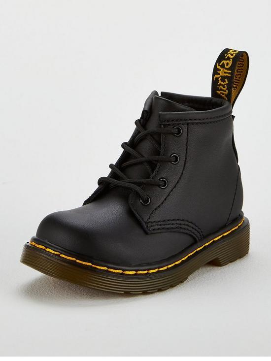 0e6dcdb043b7 Dr Martens Infant 1460  Softy T  Boot - Black