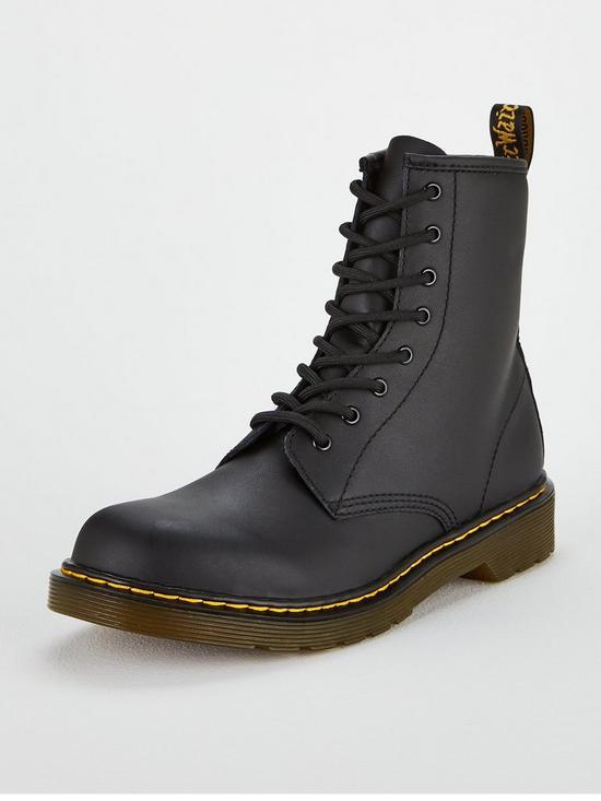273599c0329 Junior 1460 'Softy T' Boot - Black