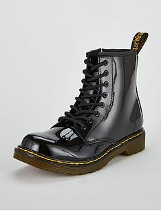 dr-martens-girls-1460-patent-boots-black