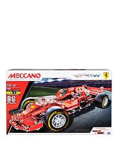 meccano-formula-1-ferrari-sf71h-kit