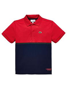 lacoste-sports-boys-short-sleeve-colourblock-polo
