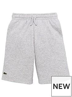 lacoste-sports-boys-sweat-shorts