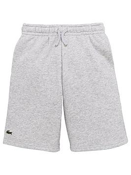 lacoste-sports-boys-sweat-shorts