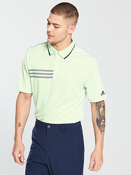 adidas-golf-3-stripes-mesh-collar-polo