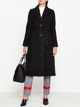 whistles-penelope-beltednbsp-coat-black