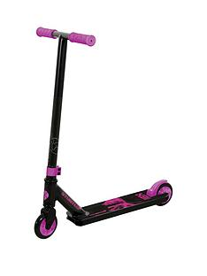 STUNTED Urban EX Stunt Scooter - Purple