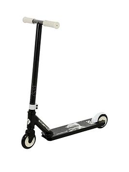 Stunted Urban Ex Stunt Scooter - White
