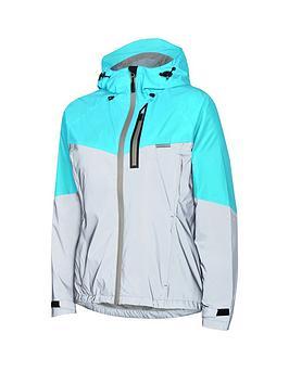 madison-stellar-reflective-womens-waterproof-cycle-jacket-silveraqua-blue